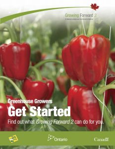 Get Started - Greenhouse Growers
