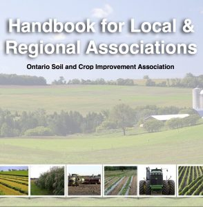 Handbook for Local and Regional Associations - coverpage