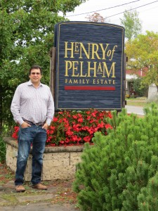 Paul Speck, President of Henry of Pelham Family Estate Winery