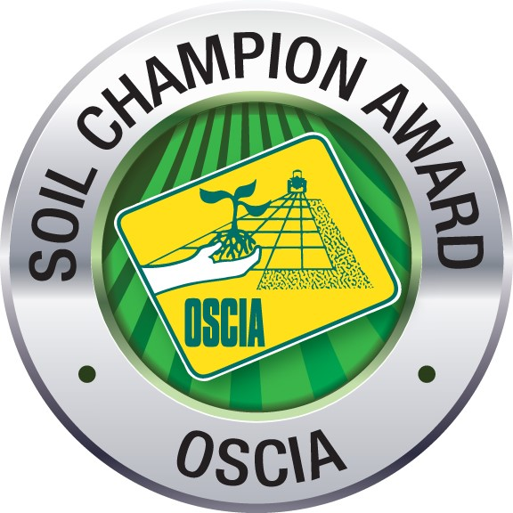 OSCIA 2022 Soil Champion – Nominate your  candidate now!