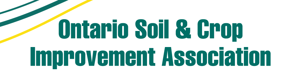 Ontario Soil and Crop Improvement Association Banner heading