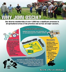 Why Join OSCIA poster