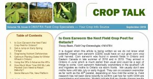 Crop Talk English coverpage