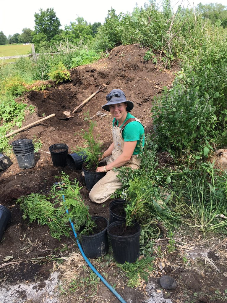 Adding ecological value to the family farm