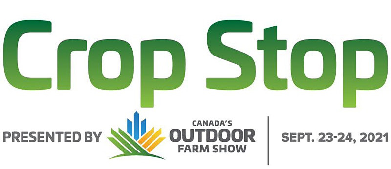 Crop Stop presented by Canada's Outdoor Farm Show September 23 & 24
